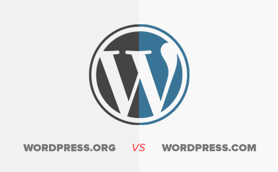 من الأفضل؟ WordPress.com أو WordPress.org ؟